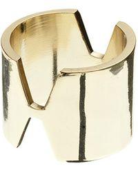 Whistles - Split Cuff Ring - Lyst