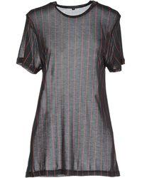 Christopher Kane Short Sleeve T-Shirt - Lyst