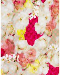 Zadig & Voltaire - Asos Ipad Mini Case In Exclusive Flower And Spot Print - Lyst