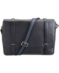 Smythson - Large Gresham Messenger Bag - Lyst