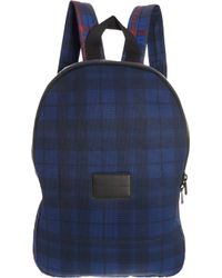 Marc By Marc Jacobs - Mesh Plaid Packable Backpack - Lyst