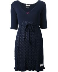 Odd Molly Blue Linnea Dress - Lyst