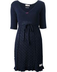 Odd Molly Linnea Dress blue - Lyst