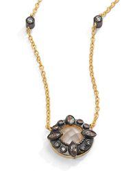 Belargo - Starburst Necklace - Lyst