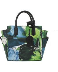 Reed Krakoff Floral Mini Atlantique Bag - Lyst