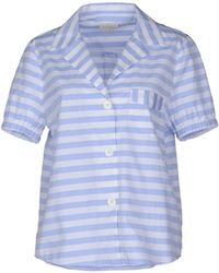 Boy by Band of Outsiders Short Sleeve Shirt - Lyst