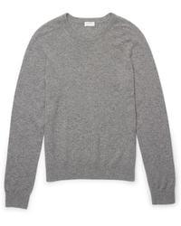 Club Monaco Cashmere Crewneck Sweater - Lyst