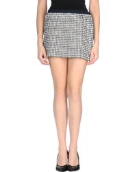Roseanna Mini Skirt - Lyst