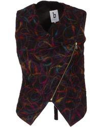 B Store Jacket black - Lyst
