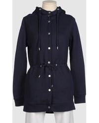 Wesc Mid-Length Jacket - Lyst