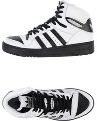 Jeremy Scott for adidas - Hightop Sneaker - Lyst