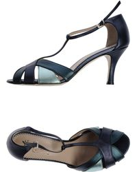 Maria Cristina High-Heeled Sandals - Lyst