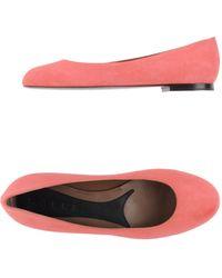 Marni Ballet Flats - Lyst