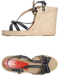 Paloma Barceló Wedge - Lyst
