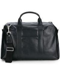 Jack Spade Wayne Leather Duffel Bag - Lyst
