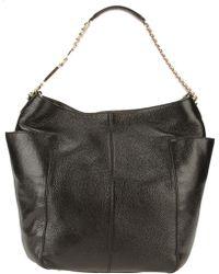 Jimmy Choo 'Anna' Shoulder Bag - Lyst