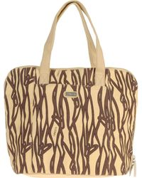 Lancetti Large Fabric Bag - Lyst