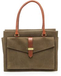 Madewell - Eaton Tote - Lyst
