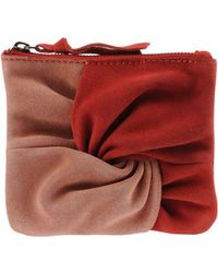 Pieces Coin Purse - Red