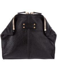 Alexander McQueen De Manta Cosmetic Bag - Lyst