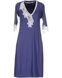 Argento Vivo Nightgown - Lyst