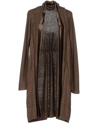 Argento Vivo Dressing Gown - Lyst