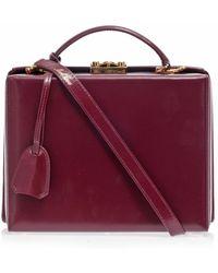 Mark Cross - Grace Large Box Bag - Lyst