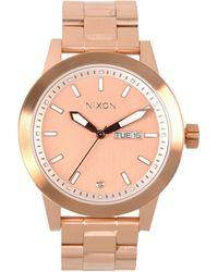 Nixon Wrist Watch - Lyst