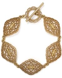 Ralph Lauren Lauren Lovely Lace Bracelet - Lyst
