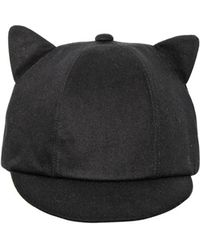 Cats by Tsumori Chisato - Silver Cat Hat - Lyst