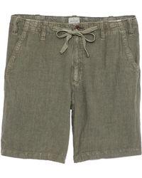 Hartford Linen Shorts - Lyst