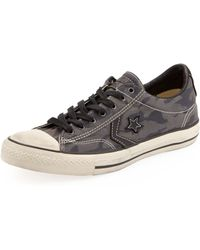 Converse Camo Star Player Ev Lowtop Sneaker - Lyst