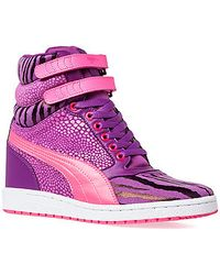 Puma The Sky Wedge - Lyst