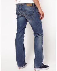 Diesel Jeans Larkee Straight 800z - Lyst