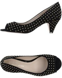 KG by Kurt Geiger Pumps with Open Toe - Lyst
