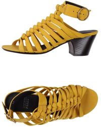 Michel Perry   High-heeled Sandals   Lyst