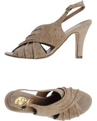 Nora High-Heeled Sandals - Lyst
