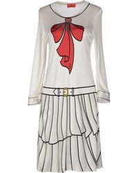 Roberta Di Camerino - Short Dress - Lyst