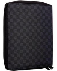 Vans - Black Checker Ipad Case - Lyst