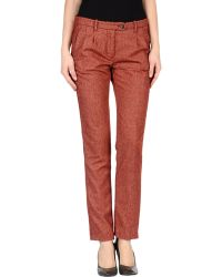 Pence Casual Pants - Lyst