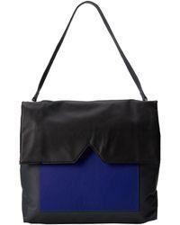 Sam Edelman Sharp  Graphic Large Shoulder Bag - Lyst