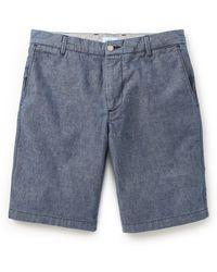 Apolis - Chambray Shorts - Lyst
