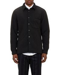 Ann Demeulemeester Puffer Shirt Jacket - Lyst