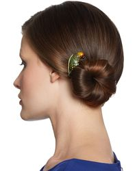 Brooks Brothers - Audubon Parrot Hair Comb - Lyst