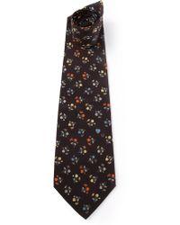 Emanuel Ungaro - Printed Tie - Lyst