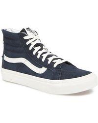 J.Crew | Unisex Vans Sk8-hi Sneakers | Lyst