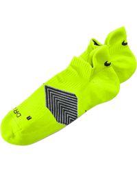Nike Mens Running Drifit Cushioned Dynamic Arch Noshow Performance Socks - Lyst