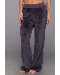 The North Face Blue Osito Pant - Lyst