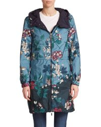 Moncler Reversible Venetien Jacket multicolor - Lyst