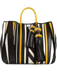 Anya Hindmarch Crazy Maxi Belvedere Tote - Lyst